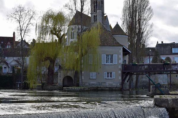 Seine et Marne - Moret sur loing